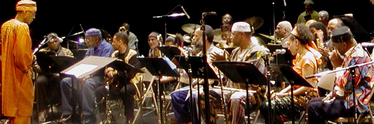 See the Great Black Music Ensemble at the 14th annual Englewood Jazz Festival